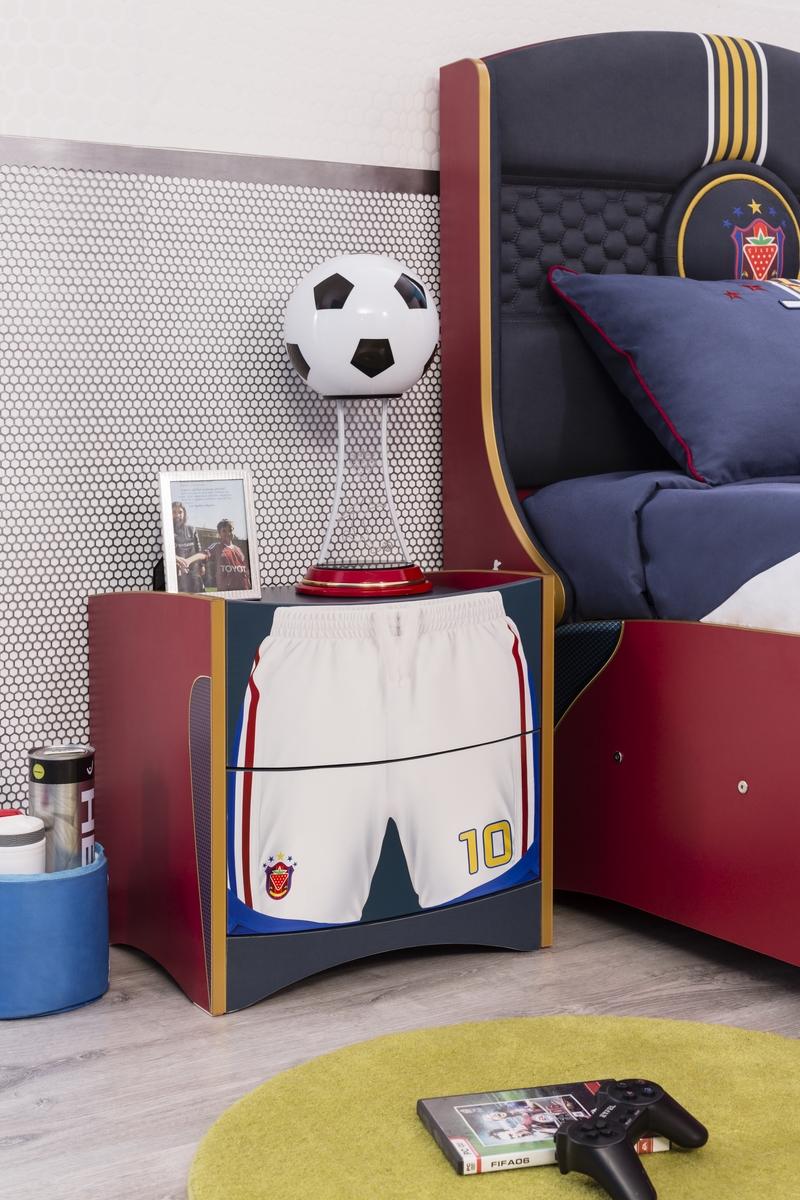 champion voetbal nachtkastje jongens kamer specialist in, Meubels Ideeën