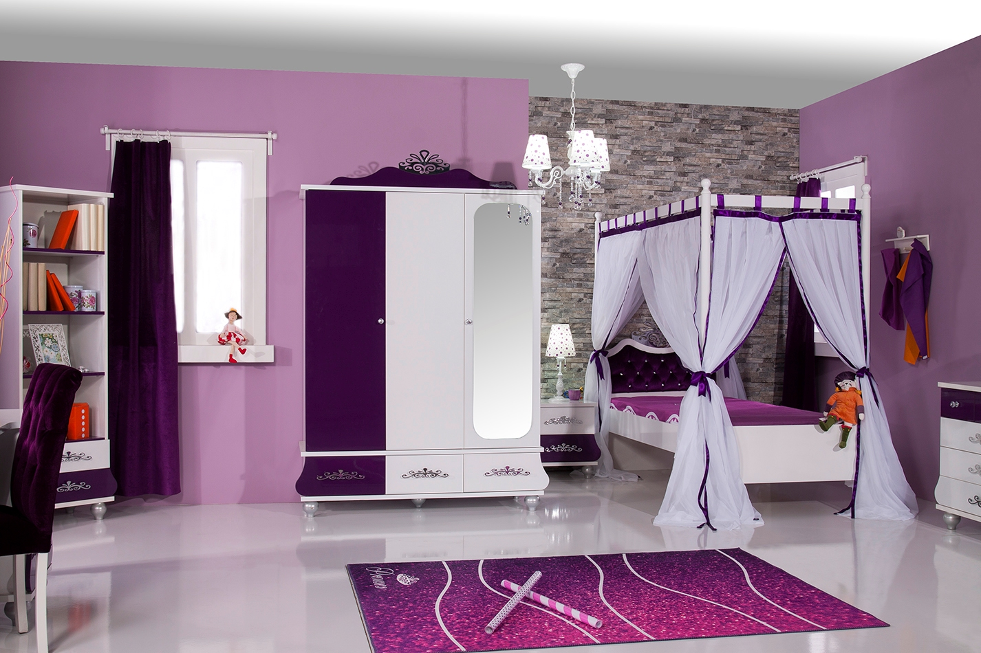 kinderkamer prinses specialist in kinderkamers en slaapkamers, Meubels Ideeën
