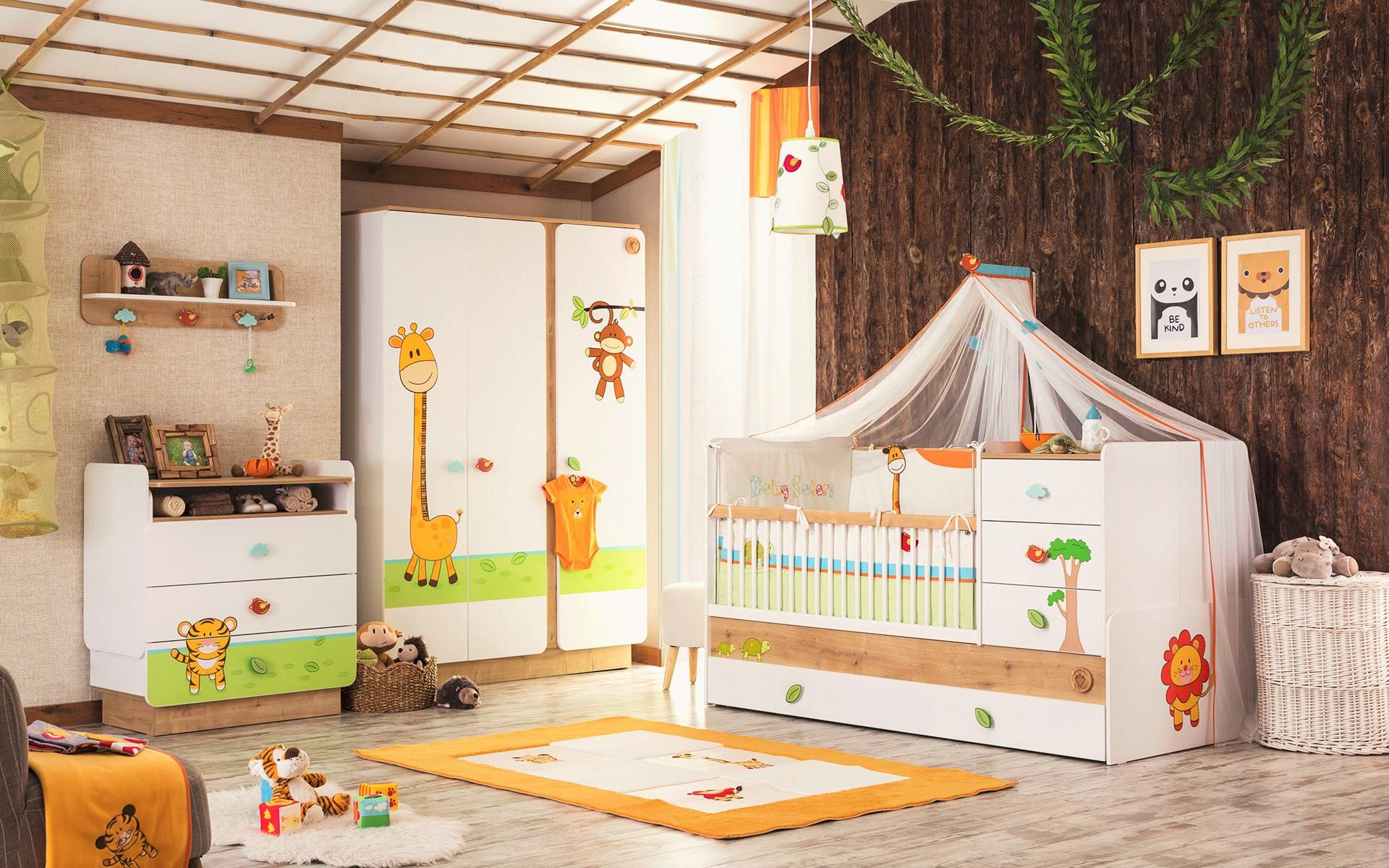 Babykamer Compleet - Babykamer Specialist in kinderkamers en ...